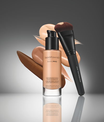 bareMinerals barePRO® Performance Wear Liquid Foundation Broad Spectrum SPF 20