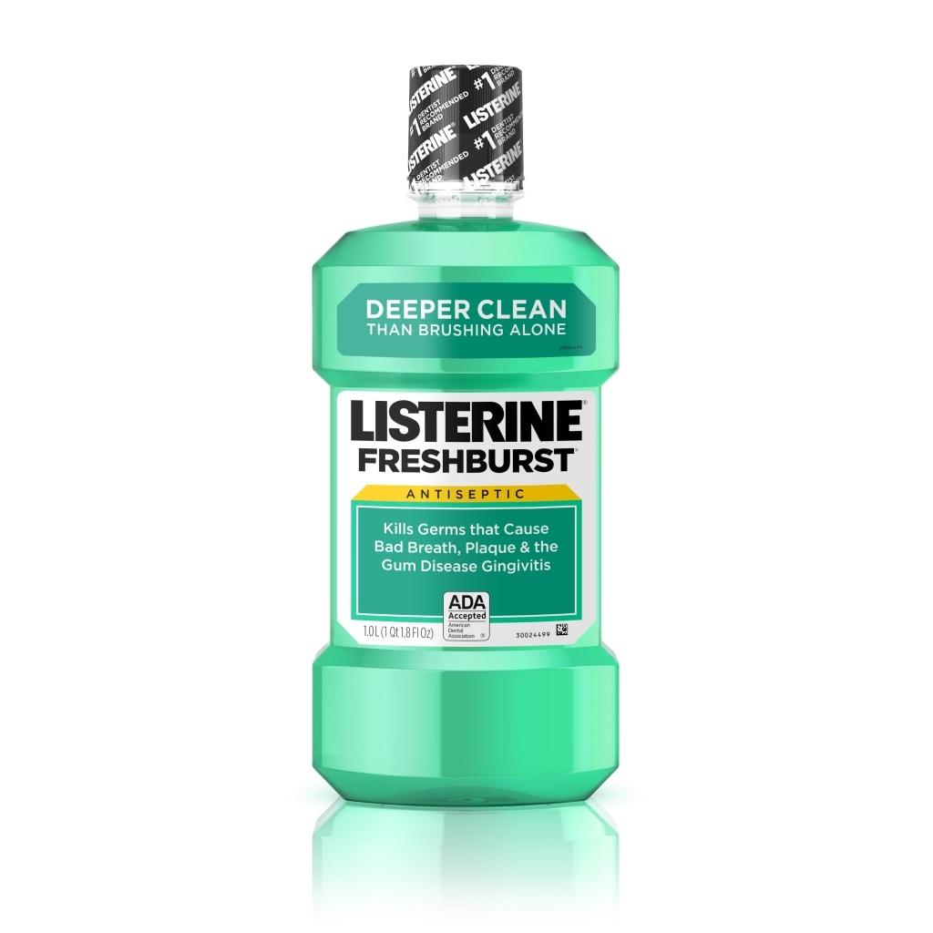 LISTERINE® FRESHBURST® Antiseptic Mouthwash