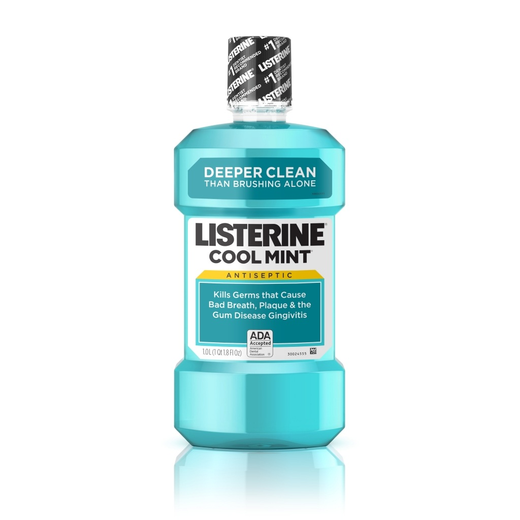 LISTERINE® Antiseptic Mouthwash Cool Mint