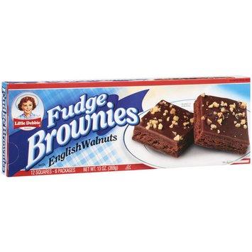 Little Debbie Fudge Brownie
