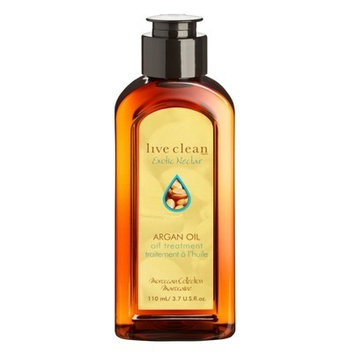 Live Clean Exotic Nectar Argan Oil Treatment