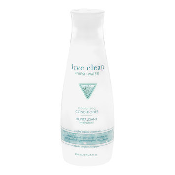 Live Clean Fresh Water - Moisturizing Conditioner