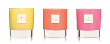 Kate Spade Live Colorfully Scented Candles Set