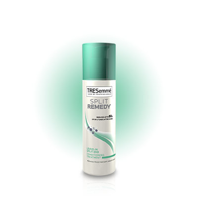TRESemmé SPLIT REMEDY LEAVE-IN SPLIT END CONDITIONING TREATMENT