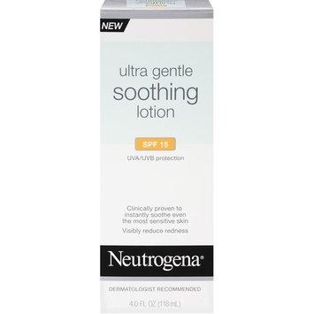 Neutrogena Ultra Gentle Soothing Lotion