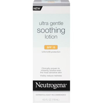 Neutrogena Ultra Gentle Soothing Lotion