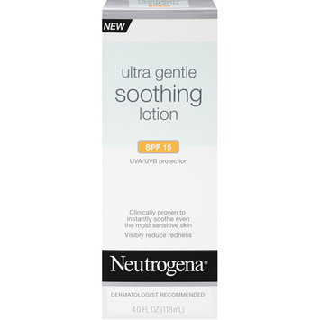 Neutrogena® Ultra Gentle Soothing Lotion
