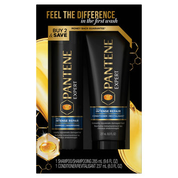 Pantene Expert Intense Repair Shampoo and Conditioning Set