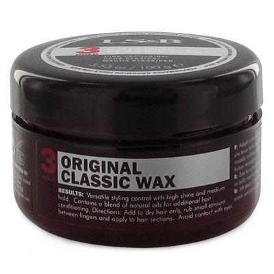 Lock Stock & Barrel Original Classic Wax 100g