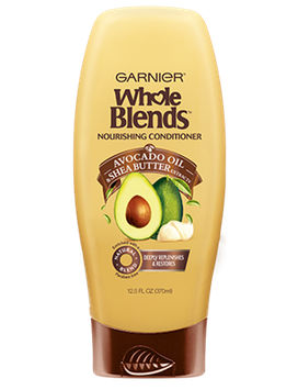 Garnier Whole Blends™ Nourishing Conditioner With Avocado Oil & Shea Butter Extracts