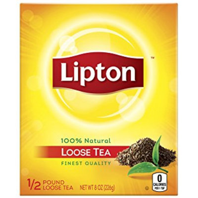 Lipton® Loose Black Tea