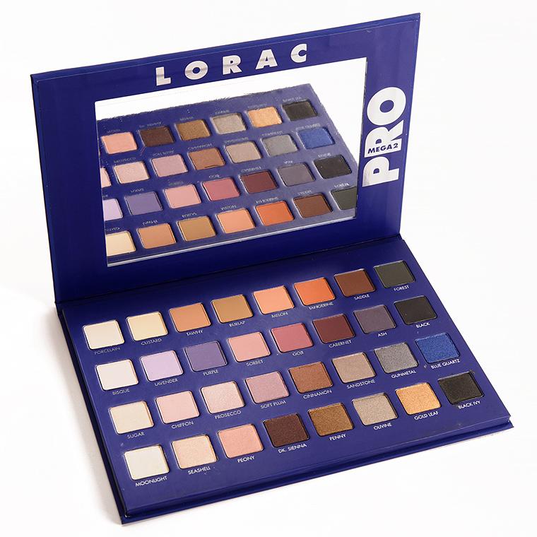 Lorac Mega Pro Palette 2