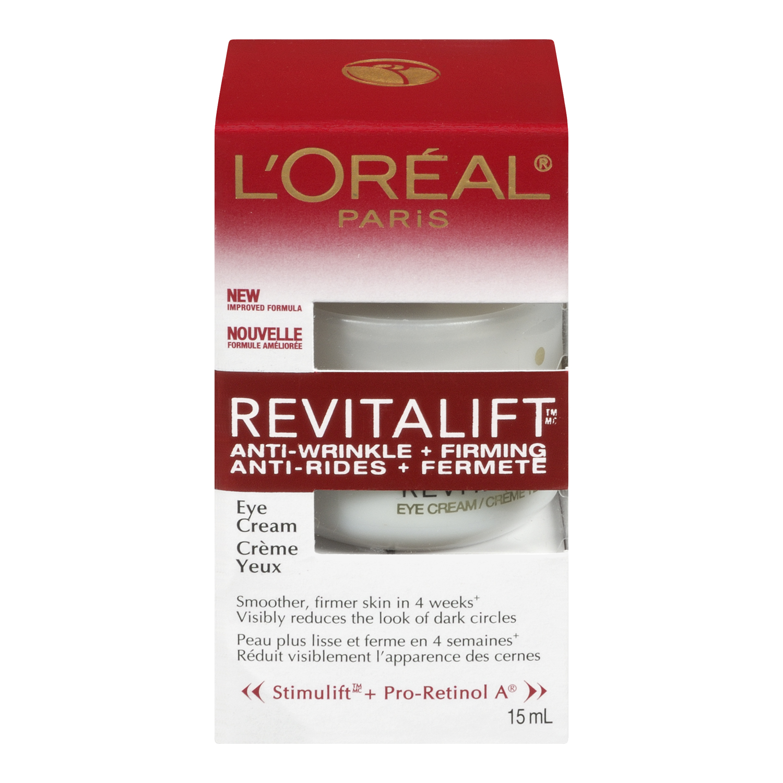 L'Oreal Paris Advanced Revitalift Eye Cream