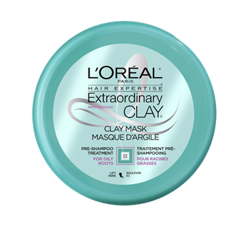 L'Oreal Hair Expertise Extraordinary Clay Mask