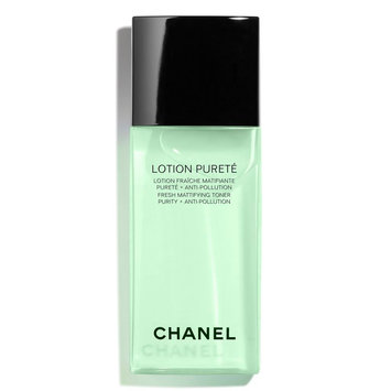 CHANEL Lotion Pureté Fresh Mattifying Toner Purity + Anti-Pollution