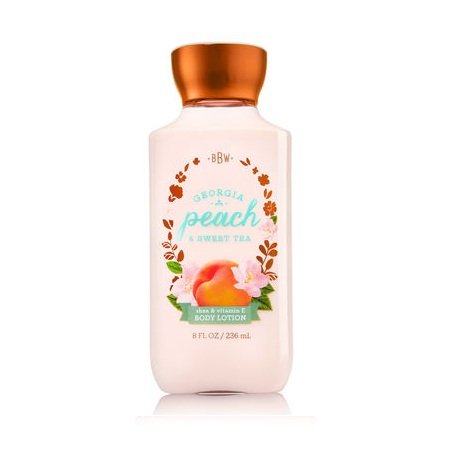 Bath & Body Works® Georgia Peach Sweet Tea Body Lotion