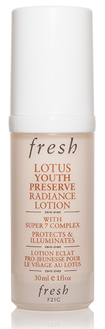 fresh Lotus Youth Preserve Radiance Lotion