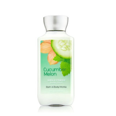 Bath & Body Works® Signature Collection CUCUMBER MELON Body Lotion