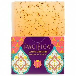 Pacifica Lotus Garden Natural Soap