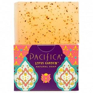Pacifica Lotus Garden Natural Soap