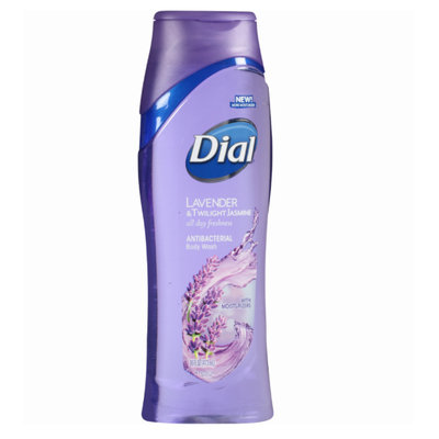 Dial® All Day Freshness Lavender and Twilight Jasmine Body Wash