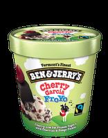 Ben & Jerry's® Cherry Garcia Low Fat Frozen Yogurt