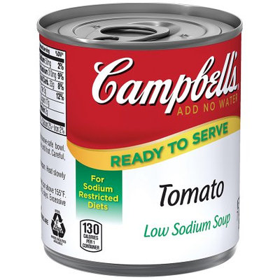 Campbell's® Low Sodium Tomato Soup
