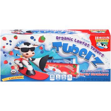 Horizon Tuberz  Strawberry & Blueberry Lowfat Yogurt