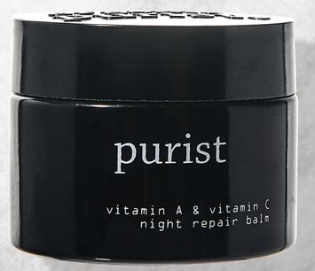 100% Pure Vitamin A & Vitamin C Night Balm