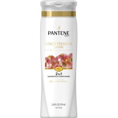 Pantene Pro-V Color Preserve Shine 2 in 1 Shampoo & Conditioner