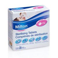 Milton Maximum Protection Sterilising Tablets 28 Tablets 112g