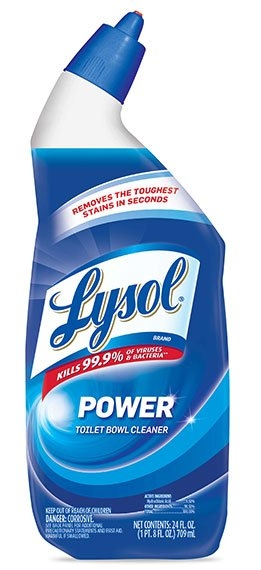 Lysol power toilet bowl cleaner reviews find the best bathroom cleaners influenster for Best bathroom cleaning product