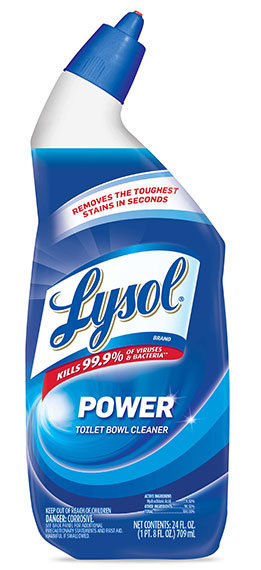 Lysol Power Toilet Bowl Cleaner Reviews 2019