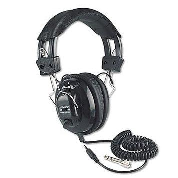 AmpliVox SL1002 Deluxe Stereo Headphones with Volume Control