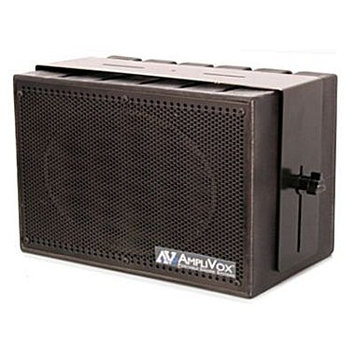 Amplivox Sound Systems MITY-BOX 50W WIRED COMPACT PA SYST AMPLIFIED UHF W/ WIRED MIC