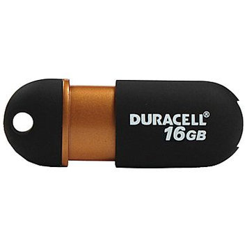Duracell - Capless 16GB USB 20 Flash Drive