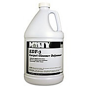 Misty EDF-3 Carpet Cleaner Defoamer, Silicone Formula, One Gallon