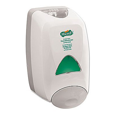 GoJo GO-JO Industries 1250 ml Dove Gray FMX-12 Soap Dispenser GOJ 5170