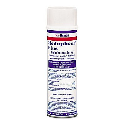 Medaphene 20oz Aerosol Disinfectant Spray - 1 DZ