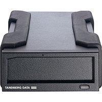 Tandberg Data RDX QuikStor 8660-RDX Drive Enclosure - External - Black