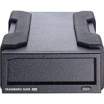Tandberg Data RDX QuikStor 8660-RDX Drive Enclosure - External - Black