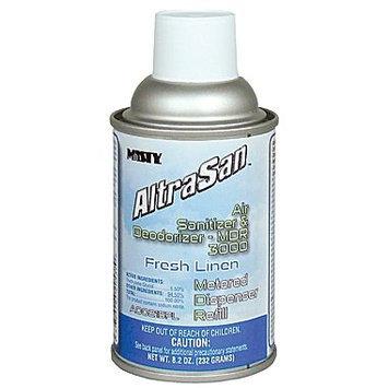 Amrep & Misty Misty AltraSan Air Sanitizer & Deodorizer, (AMRA215-12)
