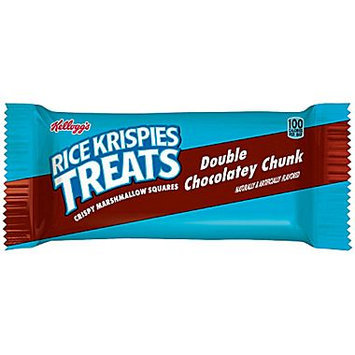 Kellogg's® Rice Krispies Treats® Treats Double Chocolate Chunk