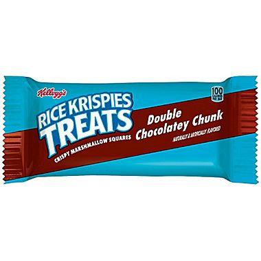 Kellogg's® Rice Krispies Treats® Treats Double Chocolate Chunk