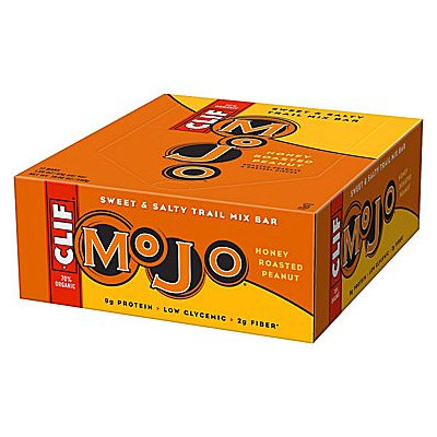 Clif Bar Clif 31812 Organic Honey Roasted Peanut Mojo Bar