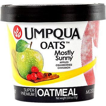Umpqua Oats Cereals Mostly Sunny