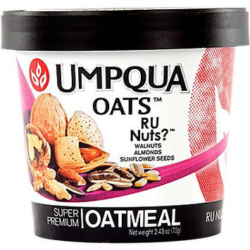 Umpqua Oats Cereals RU Nuts