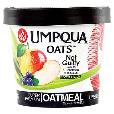 Umpqua Oats Cereals Not Guilty