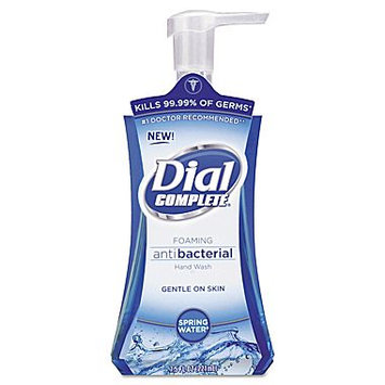 The Dial 05401 Foaming Hand Wash Spring Water 7.5 Oz