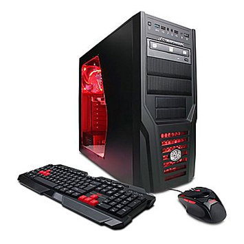 CyberpowerPC Gamer Xtreme GXi610 3.4GHz Gaming Computer